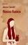 Cover of Rosso fuoco