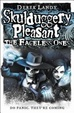 Cover of Skulduggery Pleasant: the Faceless Ones