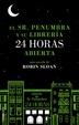 Cover of El Sr. Penumbra y su librería 24 horas abierta