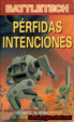 Cover of Pérfidas intenciones