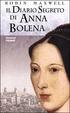 Cover of Il diario segreto di Anna Bolena