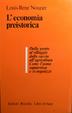 Cover of L'economia preistorica