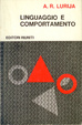 Cover of Linguaggio e comportamento
