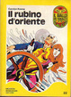 Cover of Il rubino d'oriente