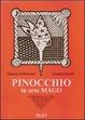 Cover of Pinocchio, in arte mago