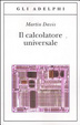 Cover of Il calcolatore universale
