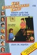Cover of Kristy and the Secret of Susan