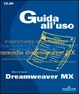 Cover of Dreamweaver MX