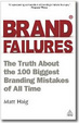 Cover of Brand Failures