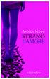 Cover of Strano l'amore