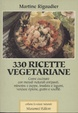 Cover of 330 ricette vegetariane