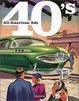 Cover of All-American Ads of the 40s