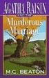 Cover of Agatha Raisin and the Murderous Marriage