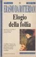 Cover of Elogio della follia