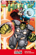 Cover of Hulk e i Difensori n. 19