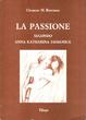 Cover of La passione secondo Anna-Katharina Emmerick