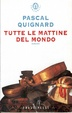 Cover of Tutte le mattine del mondo