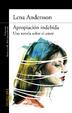 Cover of Apropiación indebida