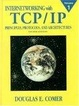 Cover of Internetworking with TCP/IP Vol.1