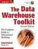 Cover of The Data Warehouse Toolkit