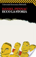 Cover of Ecco la storia