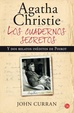 Cover of Agatha Christie. Los cuadernos secretos