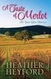 Cover of A Taste of Merlot