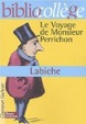 Cover of Le voyage de M. Perrichon