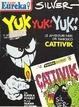 Cover of Yuk Yuk! Yuk! - Le avventure nere del diabolico CATTIVIK