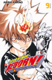 Cover of Tutor Hitman REBORN! 9