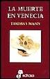 Cover of La muerte en Venecia; Mario y el mago