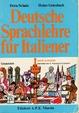 Cover of Deutsche sprachlehre für italiener. Per le Scuole superiori