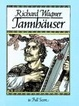 Cover of Tannhauser in Full Score