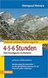 Cover of Die schönsten Wanderungen für 4-5-6 Stunden