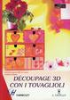 Cover of Découpage 3D con i tovaglioli