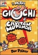 Cover of I mitici giochi di Capitan Mutanda