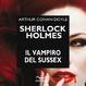 Cover of Sherlock Holmes e il vampiro del Sussex