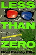 Cover of Less Than Zero