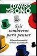 Cover of Seis sombreros para pensar