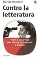 Cover of Contro la letteratura