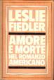 Cover of Amore e morte nel romanzo americano