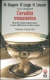Cover of L'eredità messianica