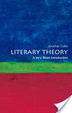 Cover of Literary Theory