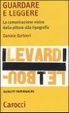 Cover of Guardare e leggere. La comunicazione visiva dalla pittura alla tipografia