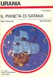Cover of Il pianeta di Satana