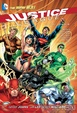Cover of Justice League: Origin (the New 52) Volume 1