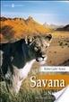 Cover of Savana. La Namibia raccontata da una guida