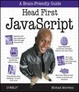 Cover of Head First JavaScript
