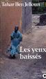 Cover of Les yeux baisses