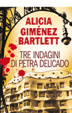 Cover of Tre indagini di Petra Delicado